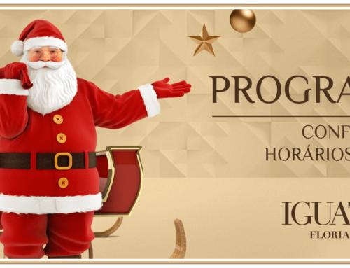 Programação de Natal