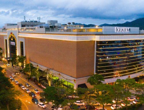 O Shopping Iguatemi Florianópolis voltou!