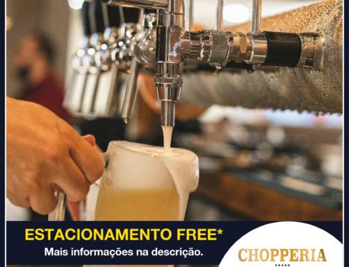 Estacionamento Free na Chopperia Premium