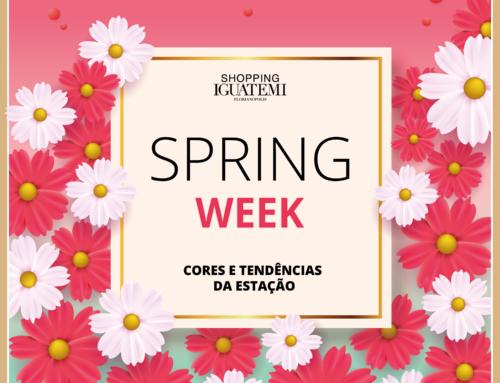 Spring Week Shopping Iguatemi Florianópolis