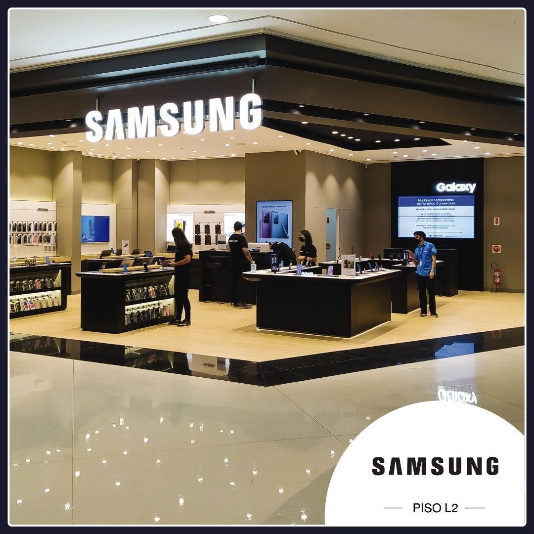 Nova Loja Samsung
