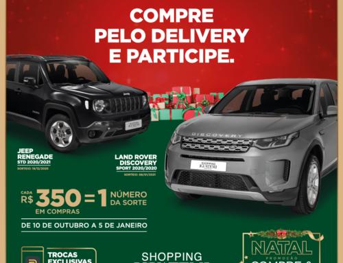 Promoção Compre e Concorra Shopping Iguatemi Florianópolis