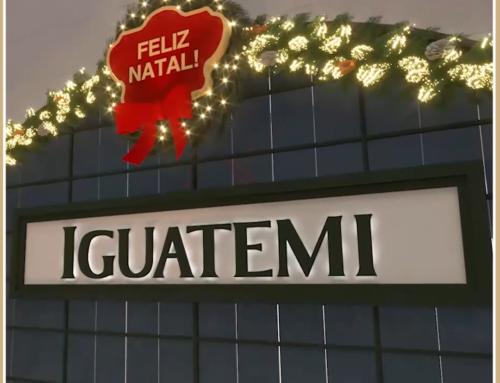 O Natal está chegando no Shopping Iguatemi Florianópolis!
