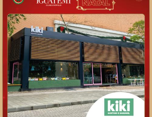 Inauguração do restaurante Kiki no Shopping Iguatemi Florianópolis!