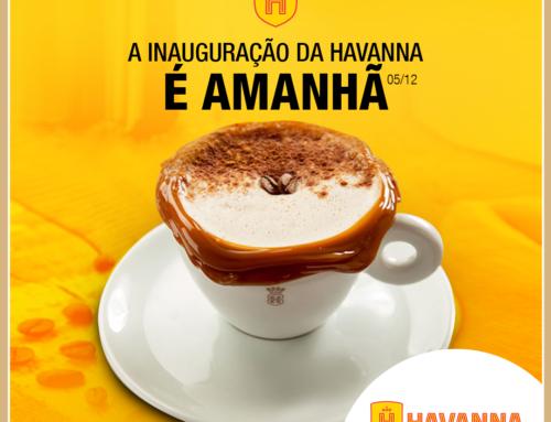 Inauguração da Havanna no Shopping Iguatemi Florianópolis!