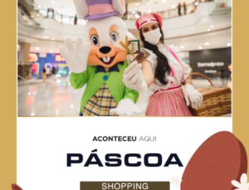 Aconteceu aqui no Shopping Iguatemi Florianópolis