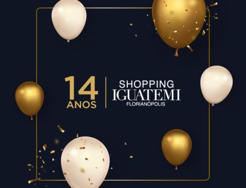 14 anos Iguatemi Florianópolis