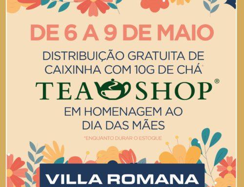 Dia das Mães é no Villa Romana Shopping ⠀