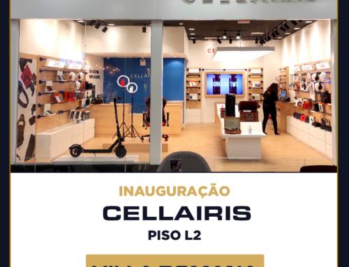 Inauguração Cellairis