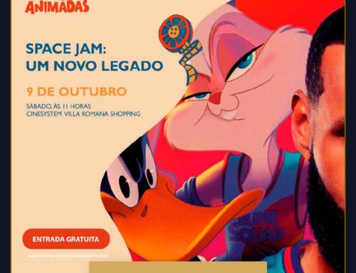 Projeto Sessões Animadas exibe Space Jam neste sábado (9) em Florianópolis