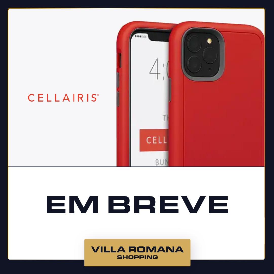 Em breve: Cellairis